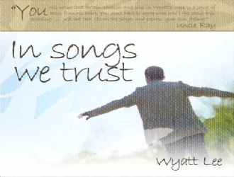 In songs we trust CD